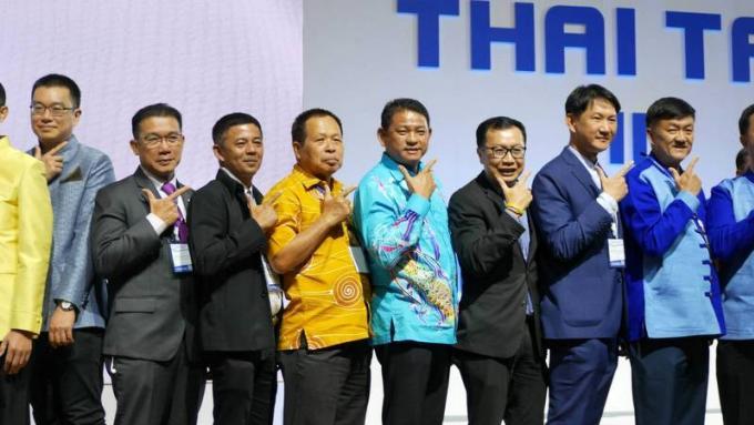 La Chambre de Commerce de Phuket 'Meilleure Chambre de Thaïlande' pour la troisième année con
