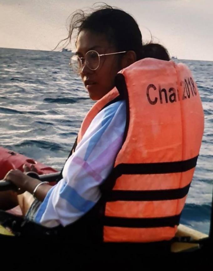 La marine envoie un hélicoptère après la disparition d'un polonais et d'une thaïe en kayak