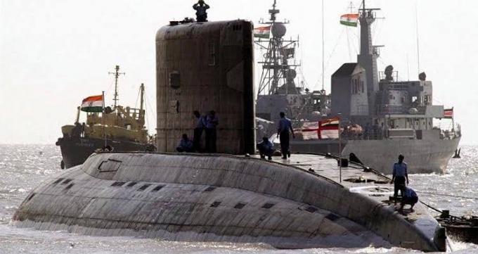 La base de la marine à Phuket va 'surveiller' le sous marin birman dans l'Andaman