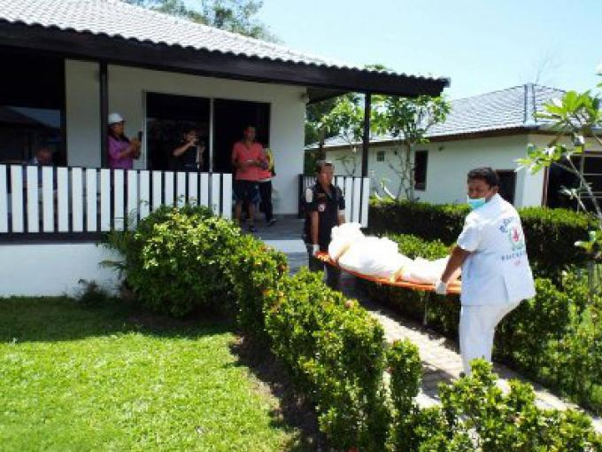 Une femme âgée allemande, 71 ans, meurt dans sa maison louée à Phuket