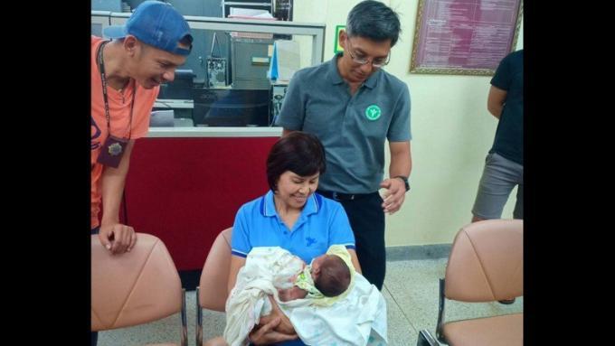 Une femme arrêtée pour le vol d'un nouveau né de deux jours dans un hôpital