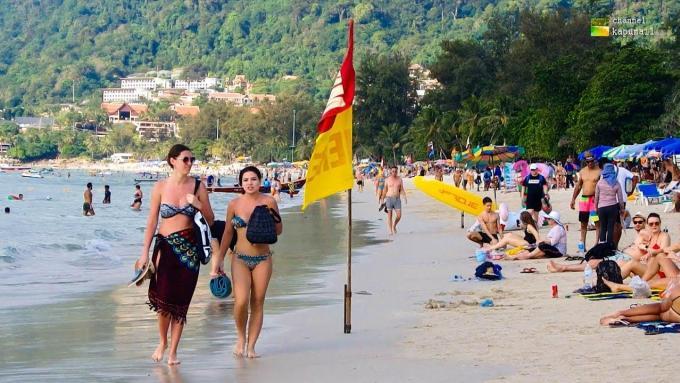 L'économie de Phuket entre dans une période de récession