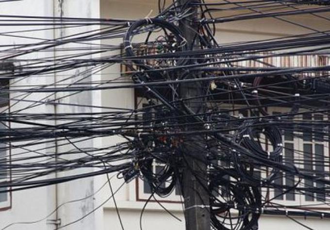 Pannes des lignes téléphoniques et d'électricité par les fortes pluies