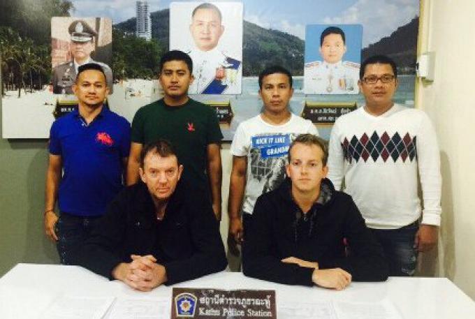 Les 2 Néo-Zélandais (père et fils) ont été libérés après le paiement de la facture