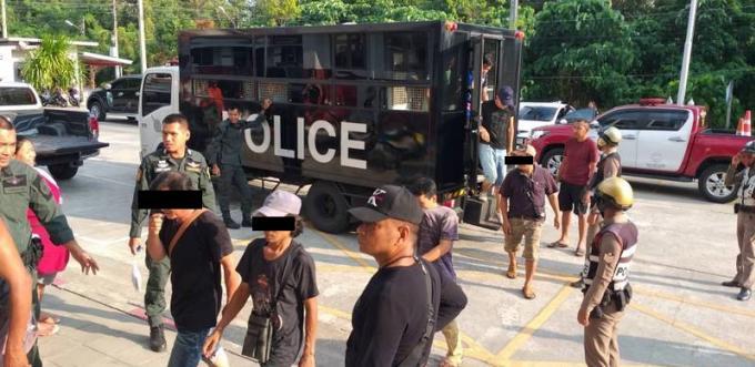 60 parieurs arrêtés pour des combats de coqs