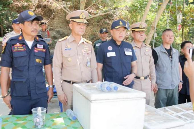 Des vendeurs de Freedom Beach arrêtés