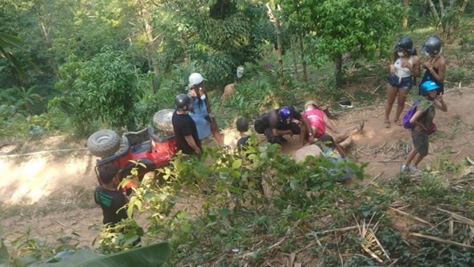 Un expat français meurt percuté par un quad en pleine jungle