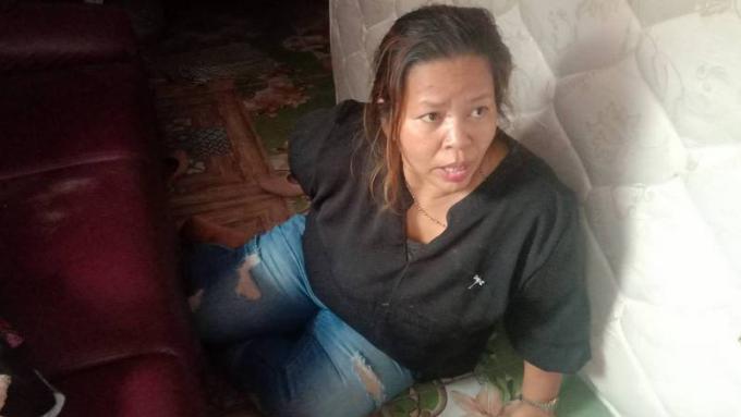 Une femme violemment agressée se fait voler un ticket de loterie à B200.000