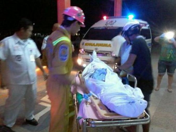 La police de Phuket intriguée par la mort du travailleur de construction de Nong Kai