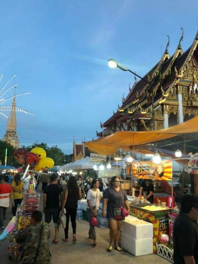 112ème Foire de Wat Chalong