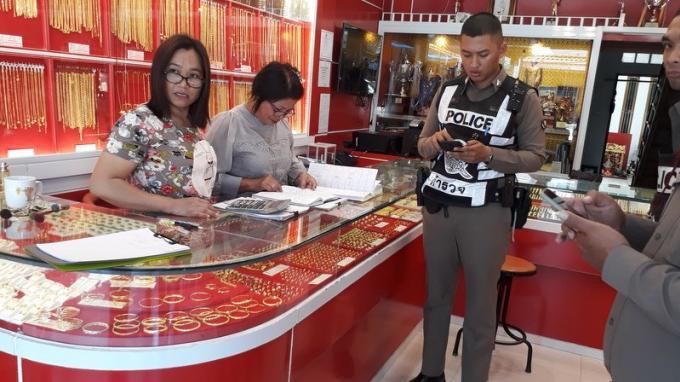 Le voleur de Phang Nga arrêté à Chalong