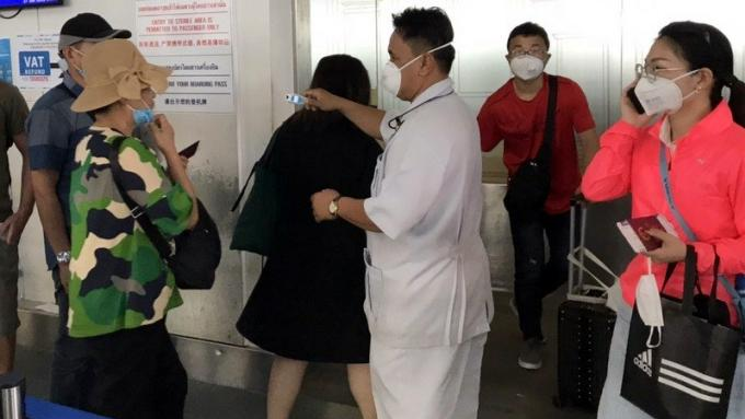 A Phuket, une petite chinoise de 4 ans, originaire de Wuhan, diagnostiquée saine du coronavirus