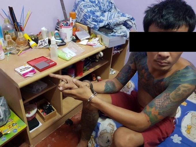 Raids anti drogue à Kamala et Rassada, sept suspects arrêtés