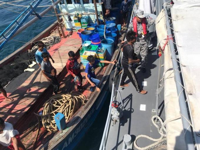 Marin disparu en mer : Les recherches infructueuses