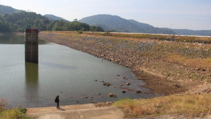 Des restrictions d'eau en place pour faire durer les réserves le plus longtemps possible