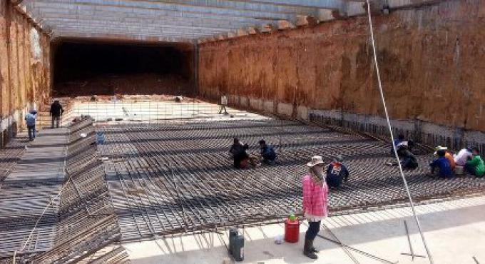 La sécurité du souterrain de Phuket faite, mais les tunneliers ont encore un long chemin à parcou