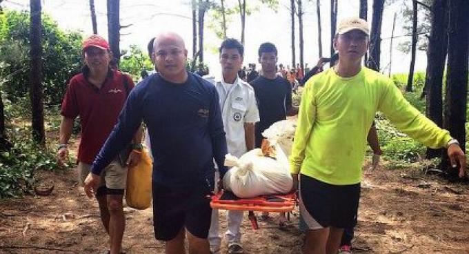 Le corps de l'homme qui a été emporté par la mer a été récupéré