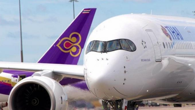 Thai Airways se prépare à clouer sa flotte au sol