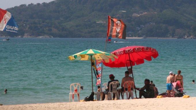 L'alcool interdit sur les plages de Phuket