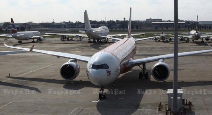 Thai AirAsia annule tous ses vols domestiques pendant un mois