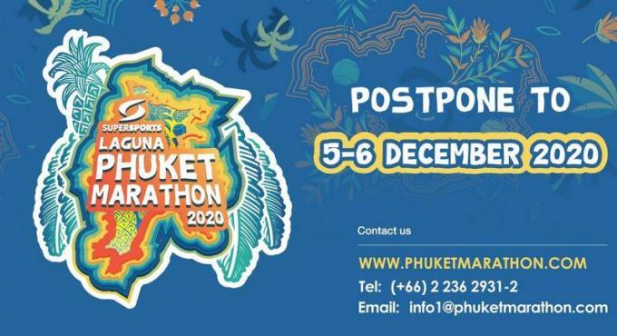 Report de Supersports Laguna Phuket Marathon