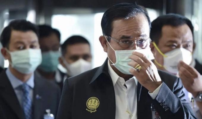 L'entrée en Thaïlande interdite