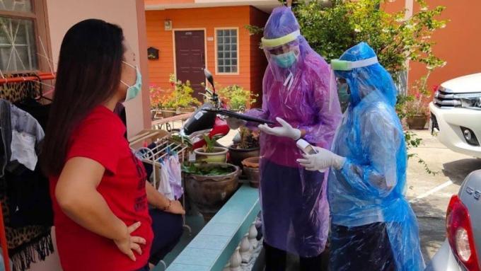 La campagne de tests aléatoires à Phuket cible 3,000 personnes