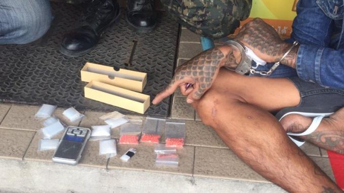 L'ancien détenu 'Evil Eye' obligé de vendre de la drogue à cause du COVID-19