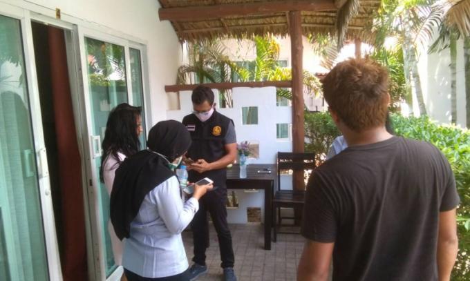 Un hôtelier de Rawai poursuivi pour non respect de l'ordre de fermeture
