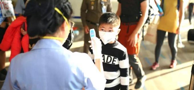Phuket, plus important taux d'infection du pays