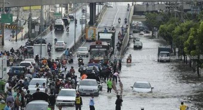 Phuket est parmi les 32 provinces en état d'alerte contre les inondations
