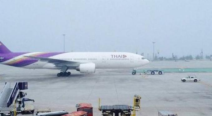Des vols sont repartis à cause de la couverture de brume épaisse sur l'aéroport de Phuket