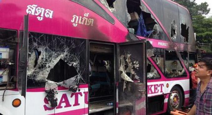 Le chauffeur de bus accusé de négligence causant la mort et des blessures