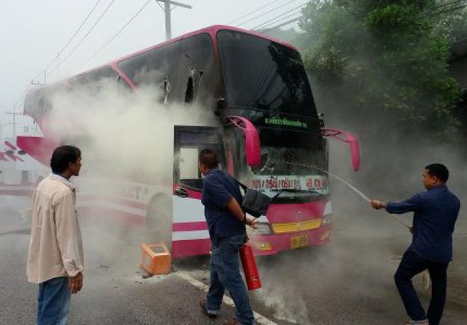 Une 3e personne, une jeune fille de 12 ans est décédée de l'incendie du bus de mercredi
