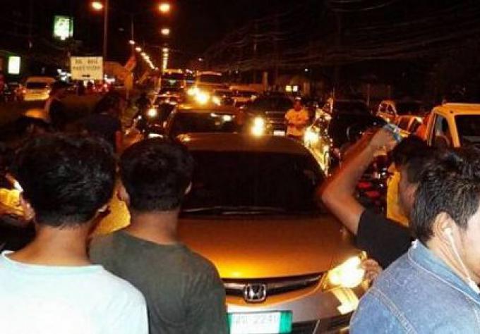 Ce n'est pas à cause des émeutes de samedi que l homme de Krabi est mort, disent les médecins
