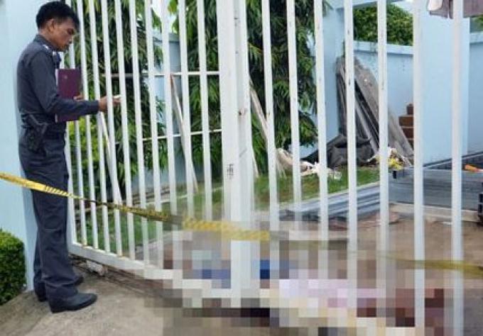 Un homme battu à mort à Wichit dans un quartier résidentiel