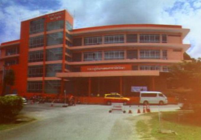 La nouvelle construction de l'hôpital de Chalong, il pourrait commencer d'ici la fin de l'année, m