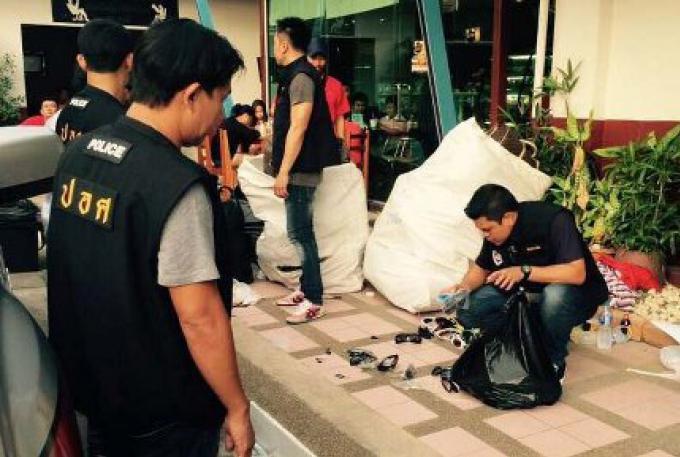 Une plainte des États-Unis a conduit à une descente sur les boutiques de pirates de Patong