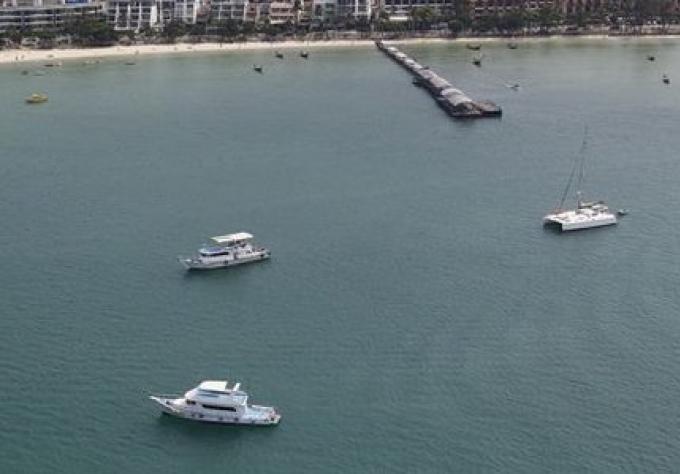 Les navires étrangers sont invités à utiliser l'AIS dans les eaux de Phuket