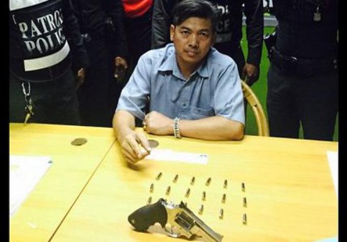 Le bénévole de la défense est condamné à B500 d'amende pour avoir donner un coup à un touriste