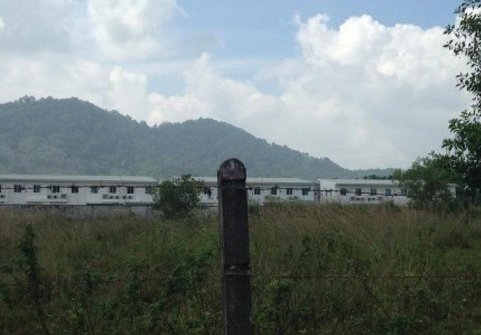 La brume indonésienne retourne sur Phuket