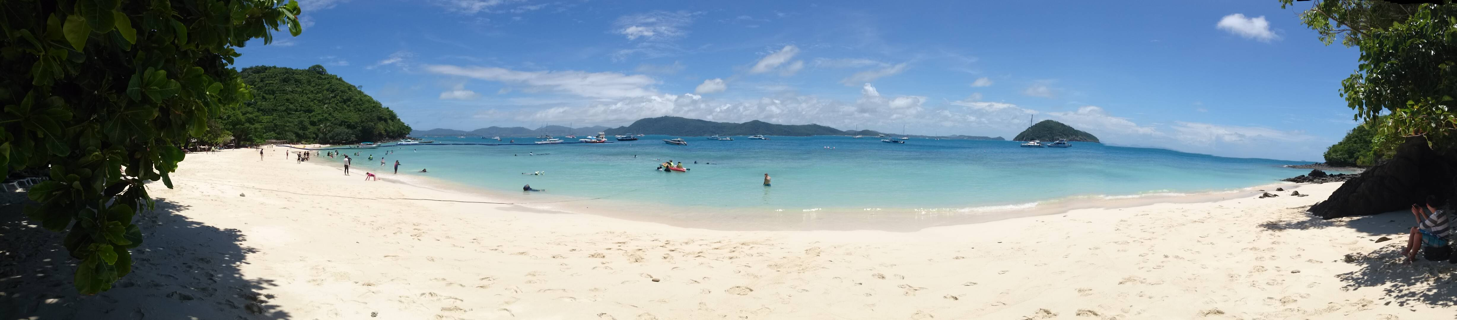 Weekend a Phuket : l'option Coral & Bon Islands