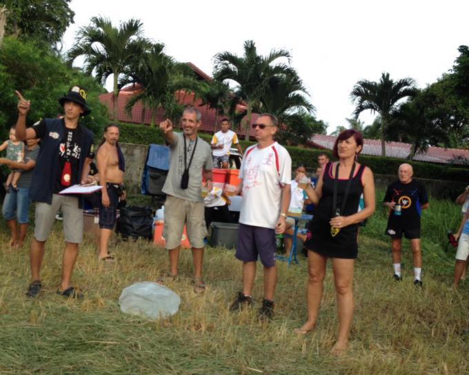 Phuket HHH - Course et Marche à pied dans la fôret - tous les samedis!